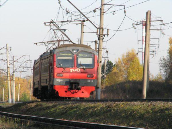 """АО """"КрЭВРЗ"""" заключил договор с АО """"Омск-Пригород"""" на ремонт вагонов электропоезда ЭД4М."""