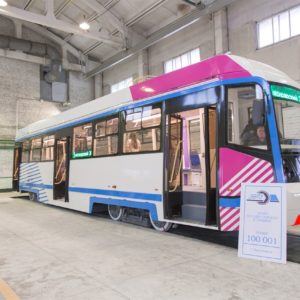Модернизация трамвайных вагонов