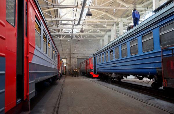 Ремонт вагонов
