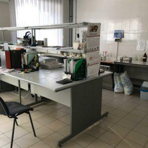 Услуги лаборатории