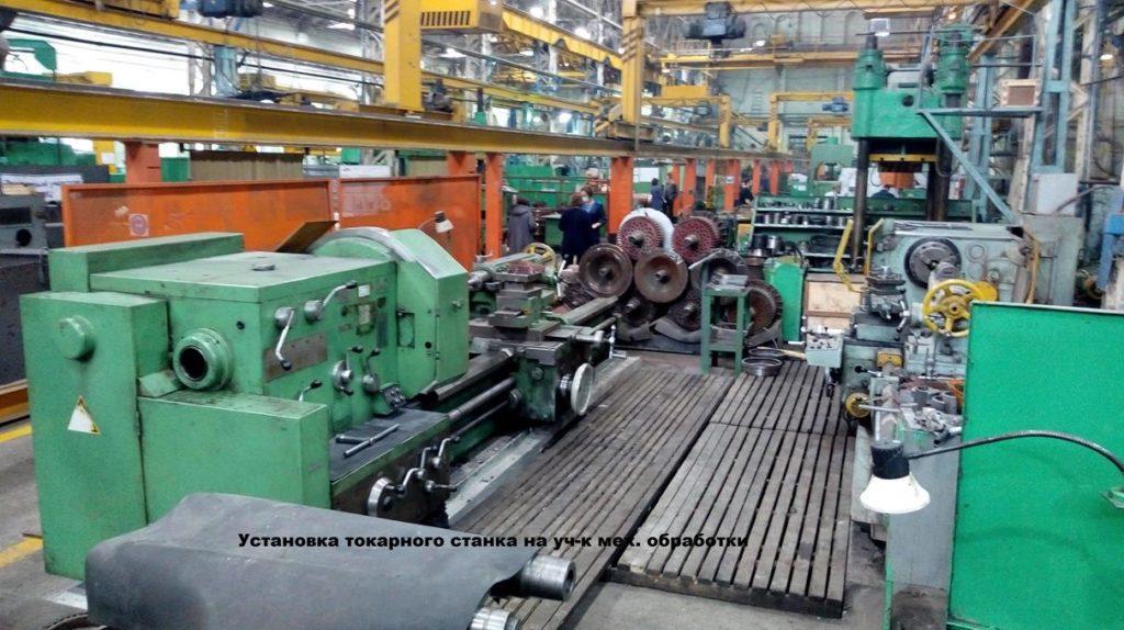 АО «КрЭВРЗ» в рамках Федеральной целевой программы «Производительность труда и поддержка занятости» продолжает реализацию пилотного проекта по улучшению производственного потока «Капитальный ремонт тяговых электродвигателей (ТЭД)»